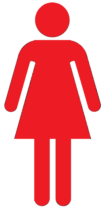Icon Red Woman